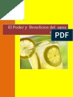 El Poder y Beneficios Del Agua de Limón
