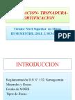 2013 Perforacion- Tronadura- Fortificacion III Semestre