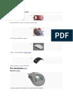 Diferentes Tipos de Mouse