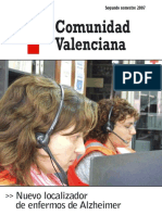 CRUZ ROJA Revista ComunidadValenciana995 2007