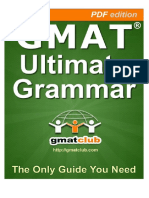 GMAT Ultimate Grammar - Facebook Com LibraryofHIL