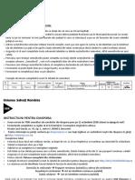 Formular Semnaturi Alegeri Parlamentare 2016 USR