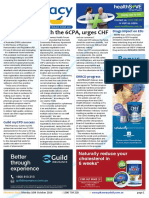 Pharmacy Daily for Mon 10 Oct 2016 - Ditch the 6CPA urges CHF, PSA blasts SHPA, MedAdvisor links with OA, Weekly Comment and much more