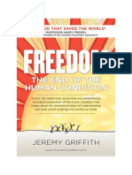 Freedom. the End of Human Condition - Professor Harry Prosen (Psychiatric)