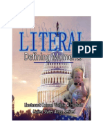 Literal Defining Moments PDF