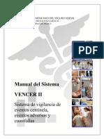 Manual VENCER II  / 2011