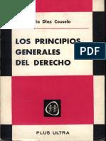 LOS PRINCIPIOS GENERALES DEL DERECHO - JOSE M. DIAZ COUSUELO.pdf