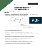 QM-18 _Ejercicios de Cinética y Equilibrio Químico
