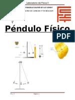 Pendulo Físico V