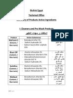 Biolink Egypt Ing.conc. Full Range