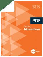 NIB Annual Report 2015