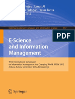 Guclu, Idris - 2012 - The Nature of Information Science and Its Relationship With Sociology
