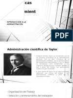 Administración y Técnicas de Mantenimiento