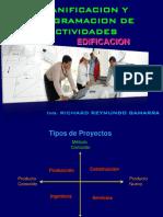 Planificacion y Programacion 1