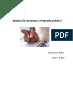 """""""Redacción moderna y ortografía práctica"""".pdf"""
