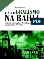 Laís M.reis Ferreira - Integralismo Na Bahia