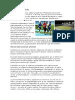 Atletismo de Guatemala