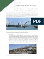 Diseño Geometrico de Un Puente