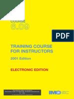 Model Course 6.09