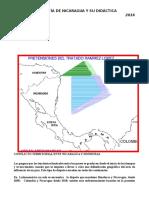 Conflicto Territorial Ente Nicaragua y Honduras