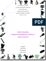 Guion Teatral PDF