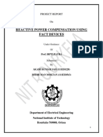 Reactive power power quality