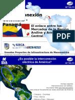 Isa Interconexion Colombia Panama