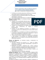 Trabajo Planeación Auditoria III