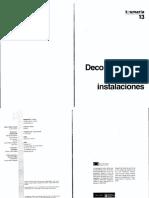 Revista Brumaria Nº13 - Deconstruyendo las instalaciones. Introducción.pdf