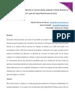2. Artigo de Resolución de Problema Com Ecuaciones Lineales