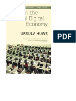 Ursula Huws - Labor in the Global Digital Economy