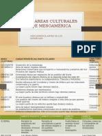 Areas culturales de mesoamerica