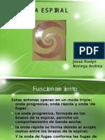 Antena Espiral