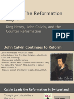 unit 5  day 4 calvin henry liz and the counter reformationup pptx