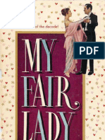 My Fair Lady Script
