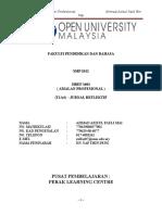 T1A4-Jurnal Reflektif-HBEF 3603 OUM