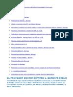 Edward Bernays Freud - Resumen de La Doctrina