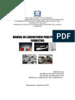Manual Práctica Formativa Aula Formativa I