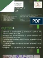Clase 3s Tetraciclinas y Fenicoles