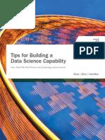 DS Capability Handbook