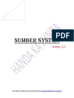 Number System Solved Examples