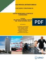 INFORME C. EMPRESARIAL + C. DE CONVENCIONES