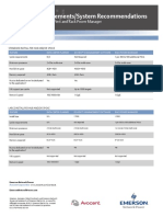 DSV4 DCIM Requirements and Recommendations