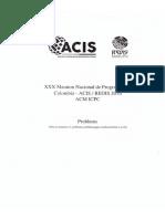 Acis-redis -Maraton Nal de Programacion