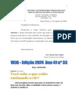 Veja-Ensino No Brasil