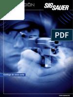Catalogo SigSauer 2008 espaol (2).pdf