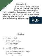 Jawaban Soal Motor Induksi