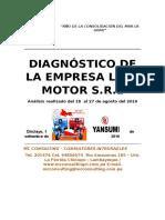 Diagnóstico de La Situación Actual Lima Motor s.r.l Final Casi Listo