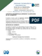 Sesion 25-26 Conceptos de Yacimientos Fernando Aguilar