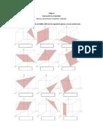 Talle II Estructuras Cristalinas y Difusion